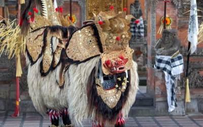 Tari Barong & Kris di Jambe Budaya Batubulan Bali