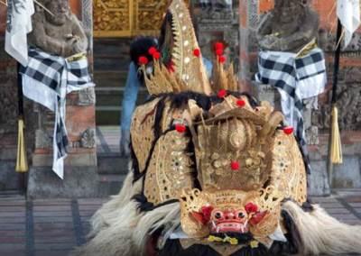 Tari Barong & Kris di Jambe Budaya Batubulan Bali 2
