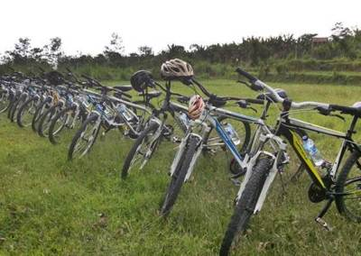 Cycling di Bali Jalur Kintamani Menuju Ubud 01