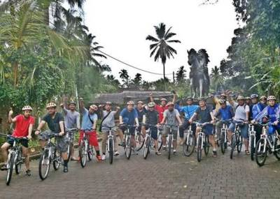 Cycling di Bali Jalur Kintamani Menuju Ubud 03