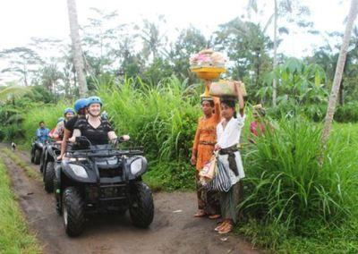 Paket Barmain ATV di Bali Taro Adventure 06
