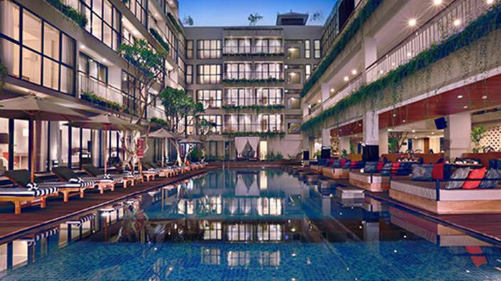 Hotel Neo Kuta Legian Bali
