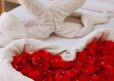 Hotel Rivavi Kuta Beach Bali - Honeymoon Bedroom