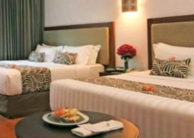 Kuta Paradiso Hotel Benroom