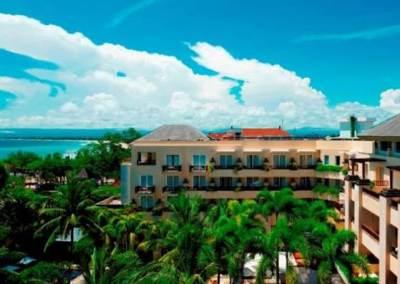 Kuta Paradiso Hotel Roof Top