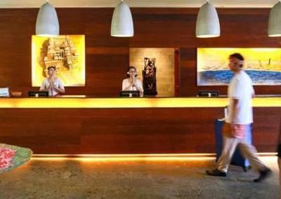 Mercure Kuta Bali Hotel Lobby 2