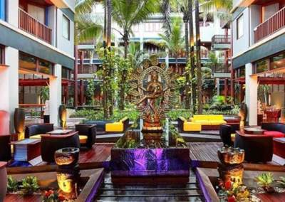 Mercure Kuta Bali Hotel Lobby 3