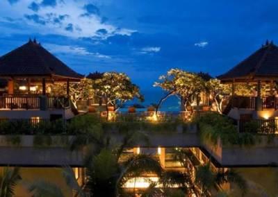 Mercure Kuta Bali Hotel Night View