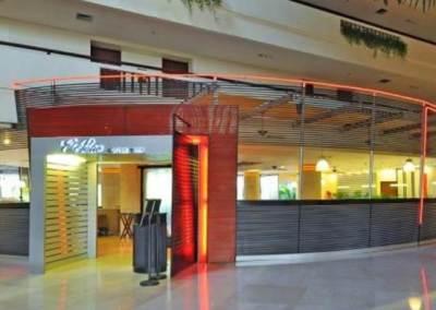 Restaurant Kuta Pardiso Hotel