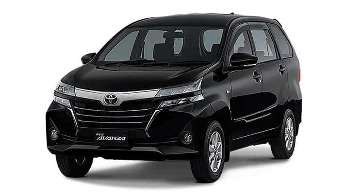 Harga Mobil Toyota Avanza Terbaru 2020 di Indonesia - Warna Hitam