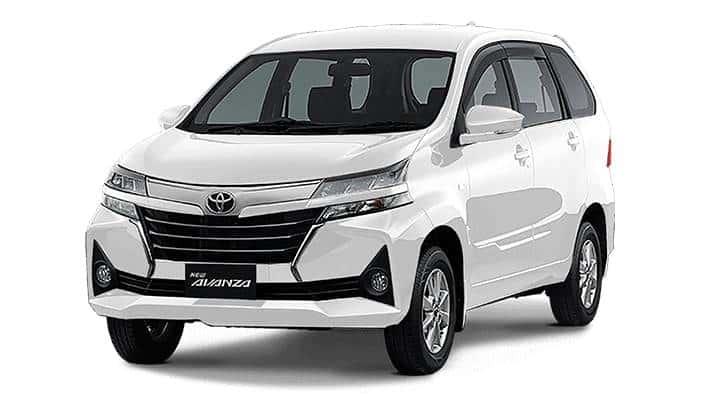 Harga Mobil Toyota Avanza Terbaru 2020 di Indonesia - Warna Putih