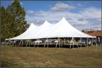 Wedding Tent 40x80 High Peak - Seward Tents