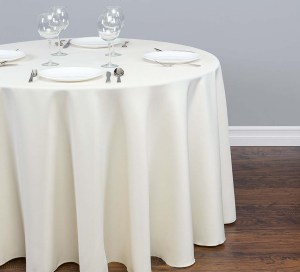 Tablecloth, linen rentals, table linen, tablecloth rentals