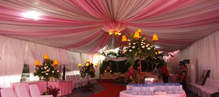 Tenda Dekorasi Murah