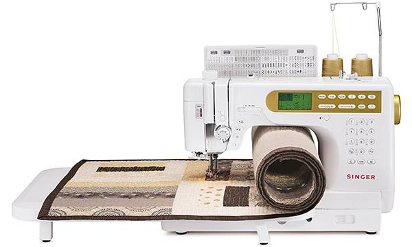Singer S18 Studio heavy duty sewing machine