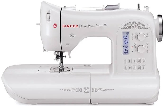 Singer plus one computerized sewing machine