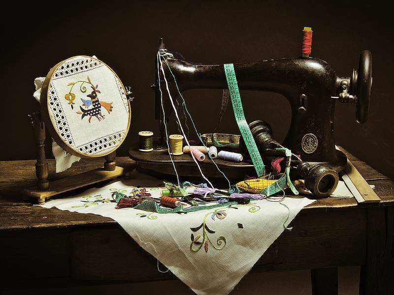 Why you should buy a vintage sewing machine
