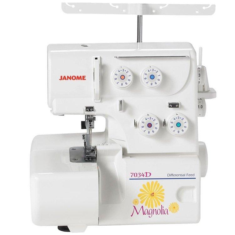Janome Magnolia 7034D Machine