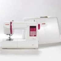 Janome DC5100 with included cover
