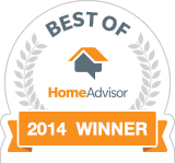 SewerTV HomeAdvisor Best of 2014 Winner