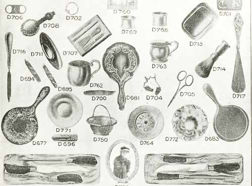 Toiles Articles - Victorian Christmas Presents
