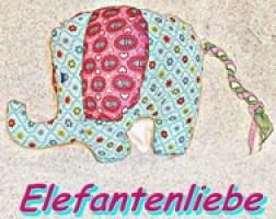 Elefantenliebe-Logo