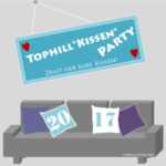 Kissenparty Linkparty