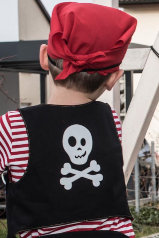 Piratenkostüm nähen