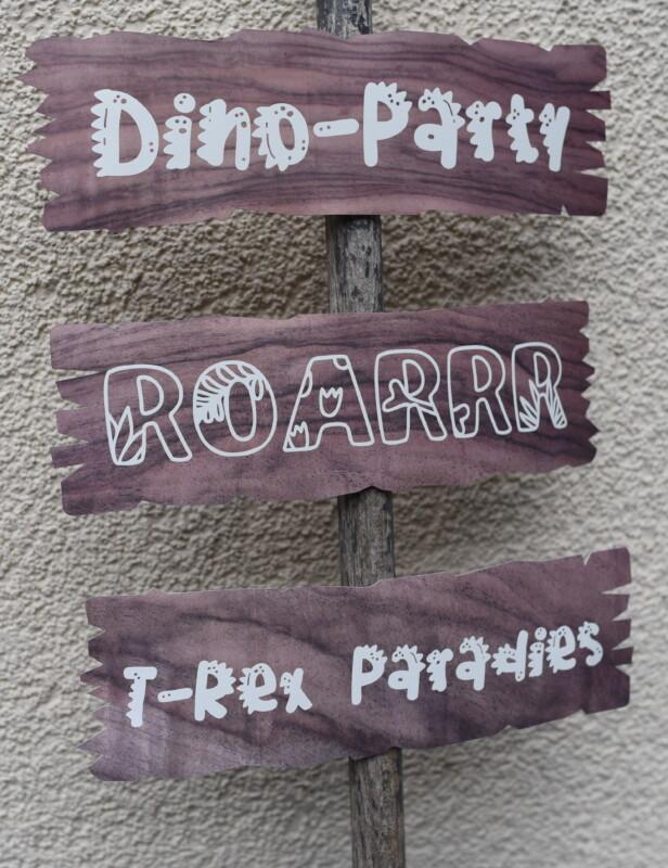Partyschild