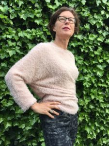 Soft Slouchy Summer Sweater