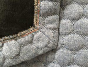 Ice Blue Coloured Named Talvikki Sweater