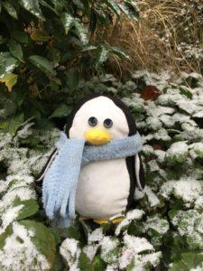 Sweetbriar Sisters Penguin Hatchling