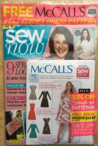 Sew Now Magazine issue 4
