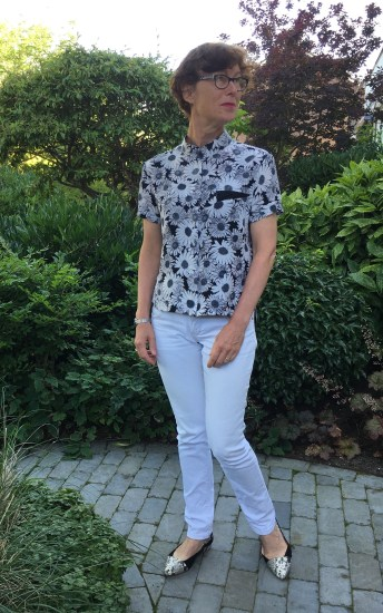 Elle Puls Tunika Elle meets Closet Case Kalle Shirt