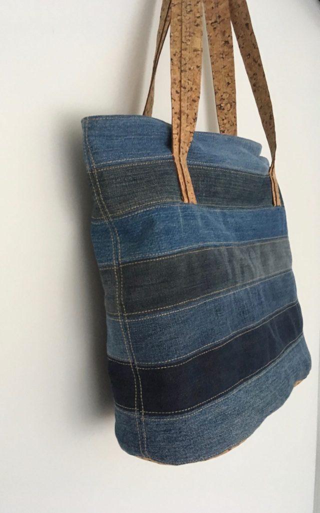 sierstiksel jeans shopper