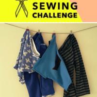 Misusu FREEkin' Sewing Challenge 2019