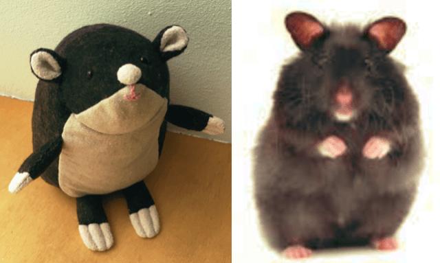 dier versus knuffel