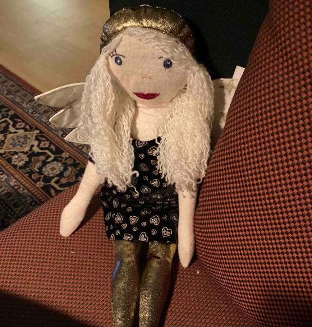 Beatrice the Angel