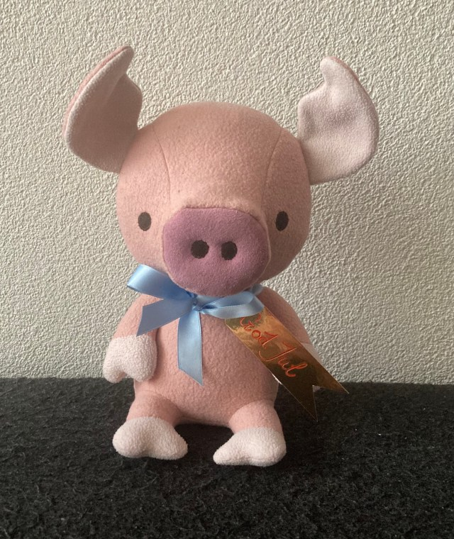 Misty's Whimsies Penny the Pig