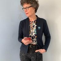 Alina Design Fulton Sweater Blazer
