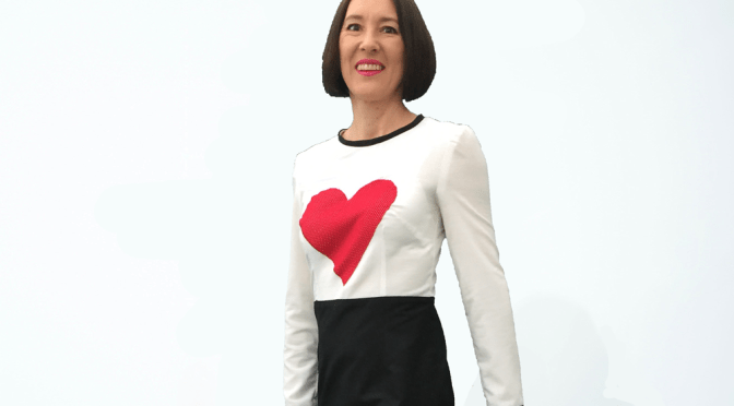 Valentines fun - Heart Dress - Sewing Avenue, Sewing Blog - Image -
