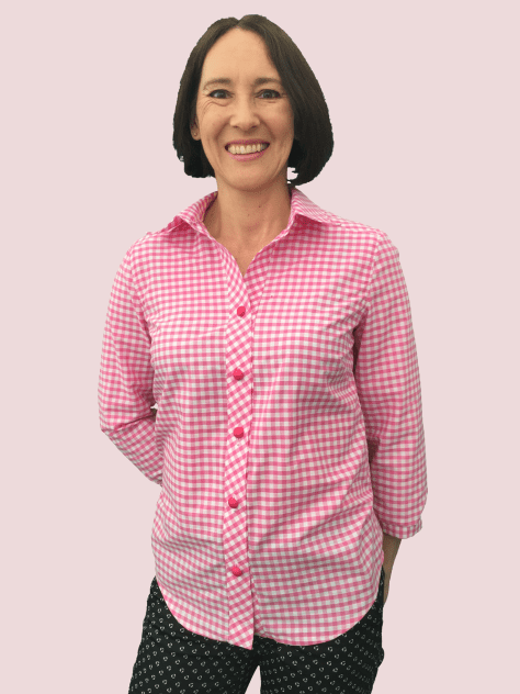 Gingham-Shirt-Front image