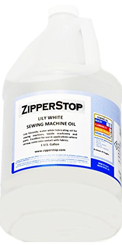 Lily White Oil Sewing Machine Oil