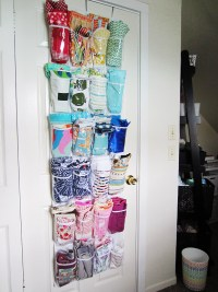 My lovely stash. I do take the time to dust off the fabric about twice a month.