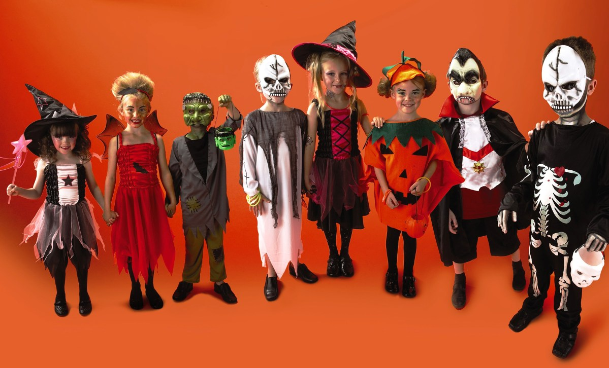 Halloween Costume Pattern Round-Up