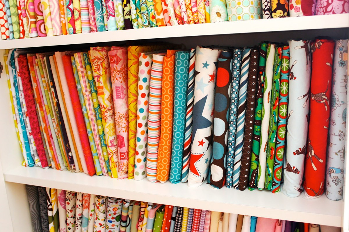 Storing Your Fabric