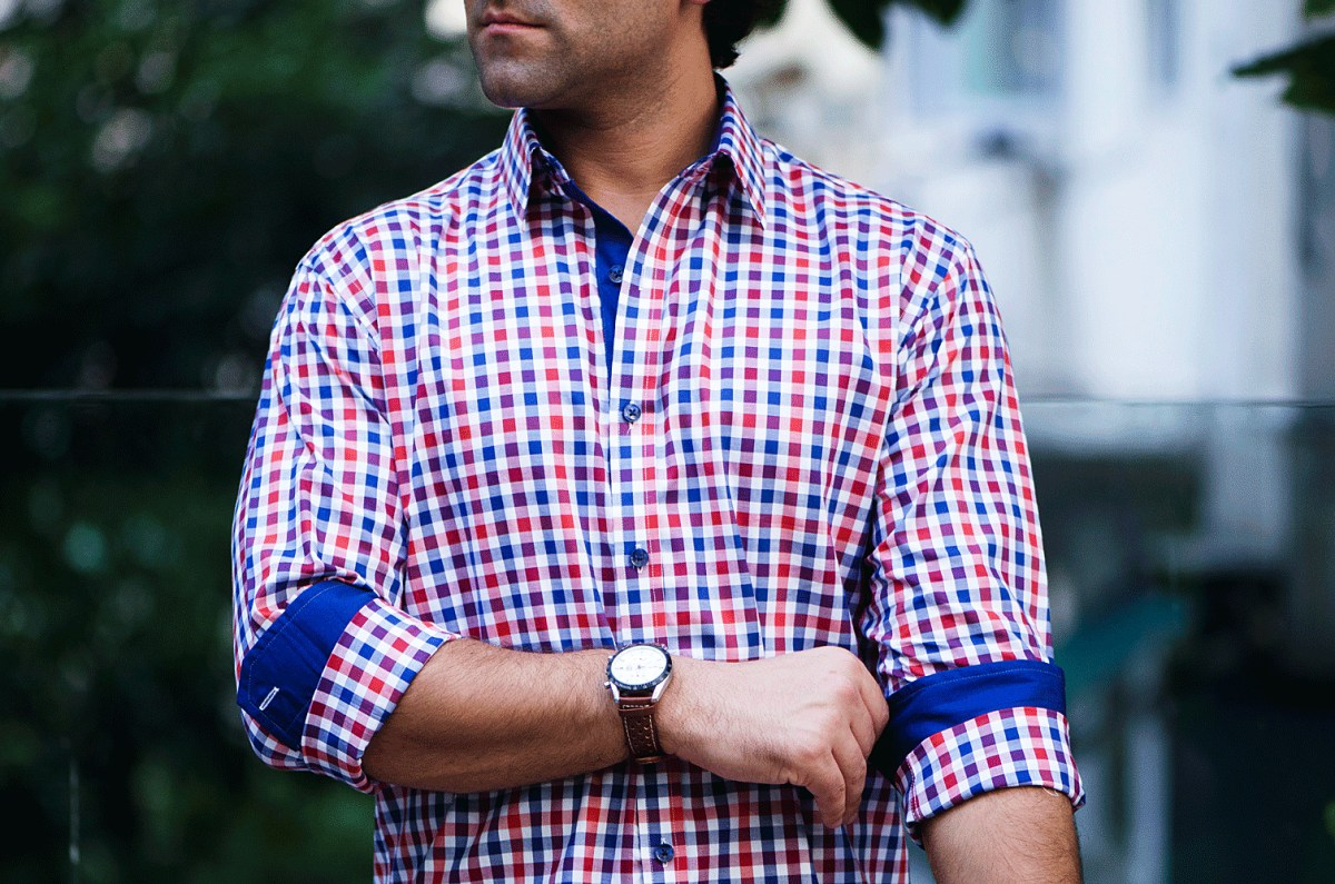 Funky Design Details in Men's Shirts