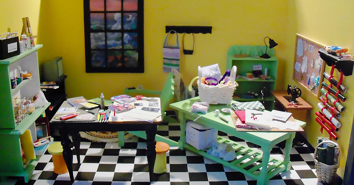Design Your Dream Sewing Room