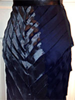 Free pencil skirt pattern by Christopher Palu.