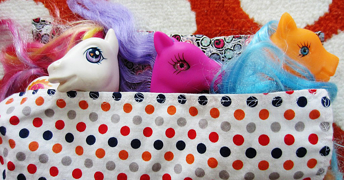 My Little Pony Blankets and Pillows